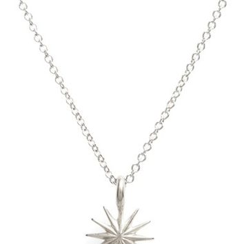 Dogeared Starburst Pendant Necklace | Nordstrom