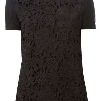 DCCKIN3 Tory Burch floral lace top