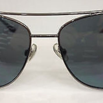 NEW AUTHENTIC TOMMY HILFIGER SLADE COL MM OM69 GUNMETAL METAL SUNGLASSES FRAME