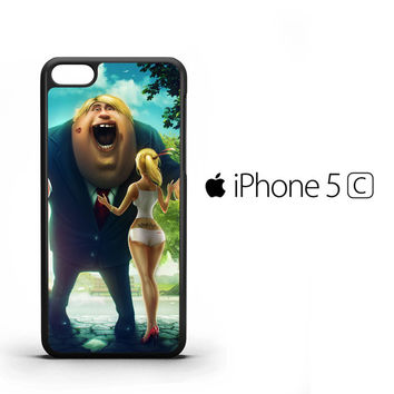 Very Funny Character Illustrations Y0988 iPhone 5C Case