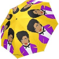 Prince Umbrella - Illustrated and Handmade in the USA