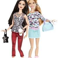 Barbie Life in the Dreamhouse Raquelle and Summer 2-Pack - Barbie Dream House Dolls | Barbie Collector
