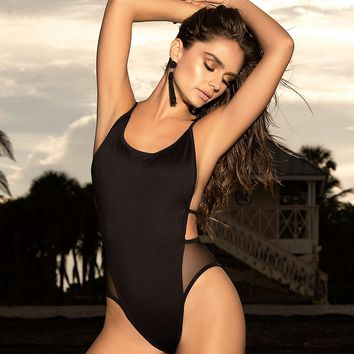 Saucy Mesh One Piece