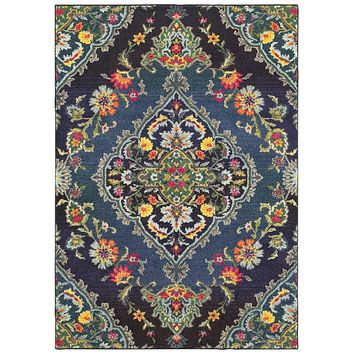 Area Rug by Oriental Weavers Bohemian Collection 761N5