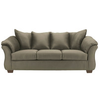 Darcy Sofa in Sage Fabric