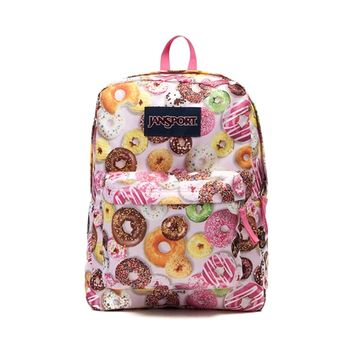 JanSport Superbreak Donuts Backpack