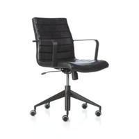 Graham Black Desk Chair