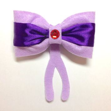 Espeon Pokemon Bow (Shiny available!)