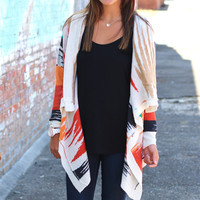 Colors of Fall Cardigan {Multi}