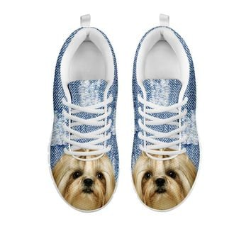 Amazing Shih Tzu Dog Print Running Shoes For Women-Free Shipping-For 24 Hours Only