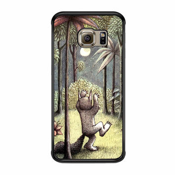 Where The Wild Things Are 2 Samsung Galaxy S6 Edge Case