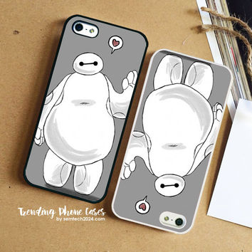 Baymax Say Love iPhone Case Cover for iPhone 6 6 Plus 5s 5 5c 4s 4 Case