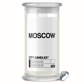 Moscow   City Jewelry Candle®