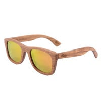 New Fashion 100% Handmade Wood Wooden Sunglasses Women Men Brand Designer Sunglasses Vintage Polarized Oclos Gafas De Sol 6016
