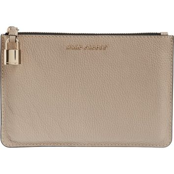 MARC JACOBS Medium Leather Pouch | Nordstrom
