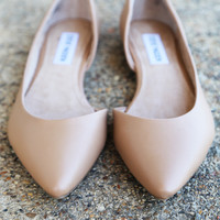Elusion By Steve Madden {Nude}