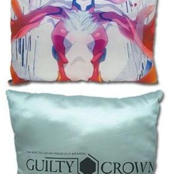 Guilty Crown Inori Square Pillow