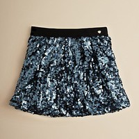 Juicy Couture Girls' Sequin Embellished Skirt - Sizes 6/7-14 | Bloomingdale's