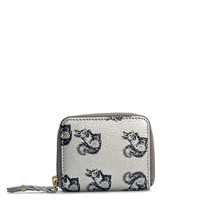 Silver Leather Squirrel Purse | Little Moose | Cute bags, gifts, toys, jewellery and accessories from independent designers and famous brands