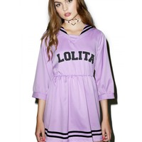 LOVELY LOLITA SAILOR DRESS