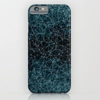 Polygonal A4 iPhone & iPod Case by VanessaGF