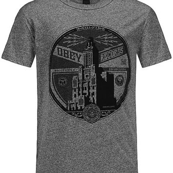 OBEY Broadcast T-Shirt