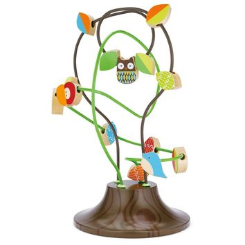 Skip Hop | Treetop Friends Busy Bead Tree Toy