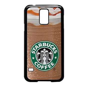 Starbucks Frappuccino keeling Samsung Galaxy S5 Case