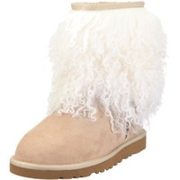 UGG Australia Women's Short Sheep Cuff Boots