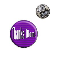 Thanks Mom! For All She Does Lapel Hat Tie Pin Tack