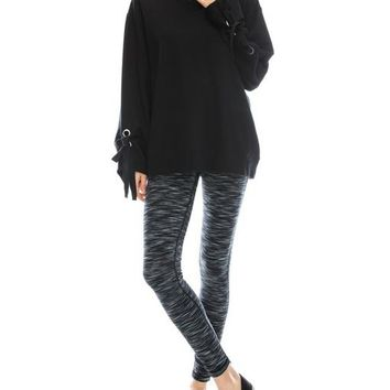 NOELLE GARMENT WASHED TOP