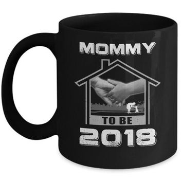 ONETOW Mommy To Be 2018 New Baby Mug