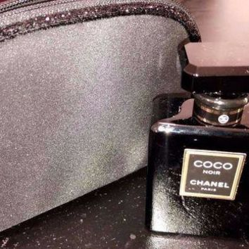 DCCKB3Q Coco Noir Chanel Paris 1.7 fl 100% authentic with chanel bag