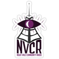 Night Vale Community Radio Logo by DannyCanning