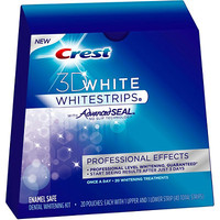 Crest 3D Professional Effects Whitening Strips Ulta.com - Cosmetics, Fragrance, Salon and Beauty Gifts