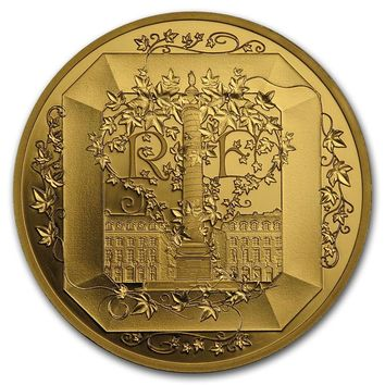 2018 France 1/4 oz Gold Excellence Series Proof (Boucheron)