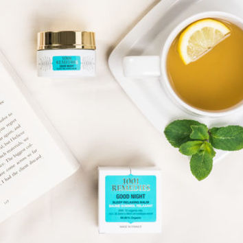 deep sleep good night balm by 1001 remedies | notonthehighstreet.com