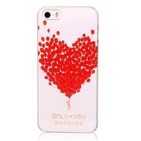 Heart Balloon iPhone 5 Cover