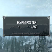 Skyrim Anything Art Print by Danyul