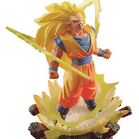 Super Saiyan 3 Son Goku DraCap Memorial DragonBall