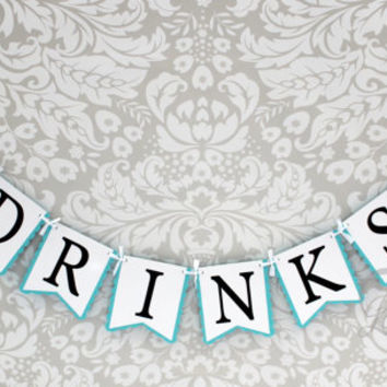 Tiffany & Co Inspired Drinks Deluxe Banner