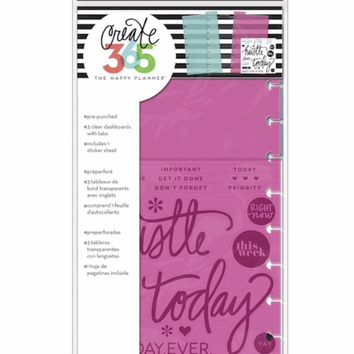 Happy Planner Dashboard Pack of 3
