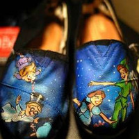 Peter Pan TOMS