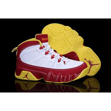 Nike Jordan Kids Air Jordan 9 Retro 302370-140 Kids Sneaker Shoe US 11C - 3Y