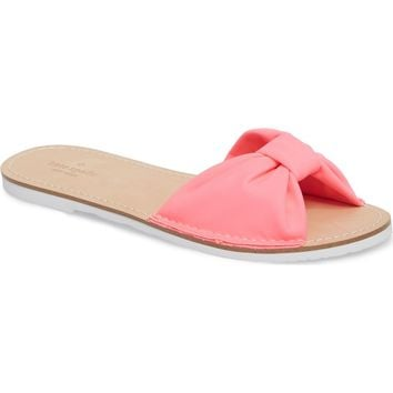 kate spade new york indi slide sandal (Women) | Nordstrom