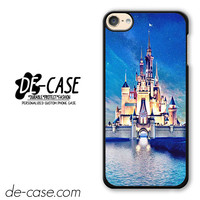 Disney Castle DEAL-3303 Apple Phonecase Cover For Ipod Touch 6