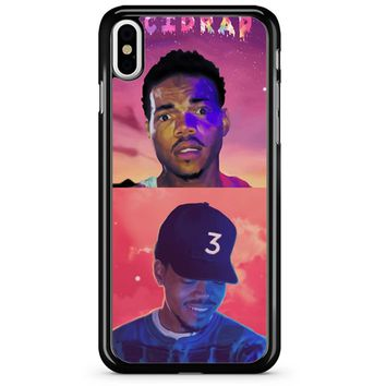Chance The Rapper Album iPhone X Case