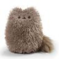 "GUND Pusheen's Little Brother Pip Plush, 7.5"" Cat, Gray"