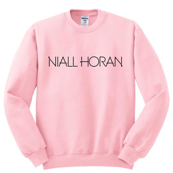 Niall Horan Logo / Flicker Sessions Crewneck Sweatshirt