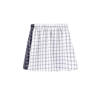GRID SKIRT (2 colors)